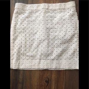 Lace Skirt by JCrew Factory